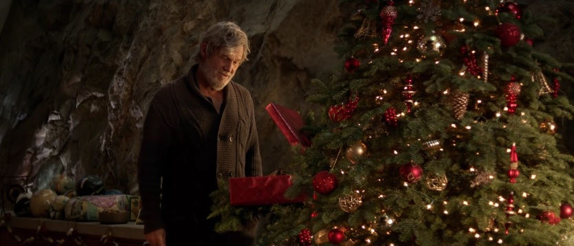Jeff Bridges Gets a Gift in New UGG Christmas Commercial from Camp ...