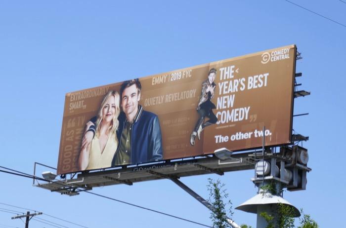 Other Two 2019 Emmy FYC billboard