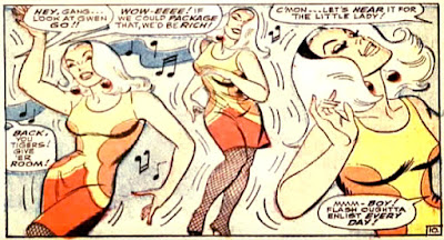 Amazing Spider-Man #47, john romita, Gwen stacy dances at a party as other watch on