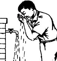 Bacaan Doa Niat Wudhu, Tata Cara Wudhu, & Rukunnya