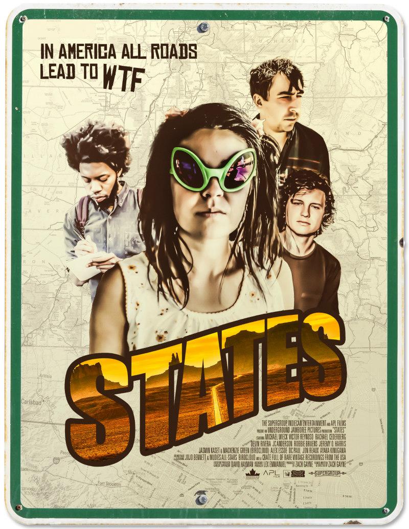 states movie poster