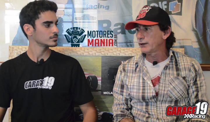 Entrevista com o piloto e preparador Geraldo Simoni