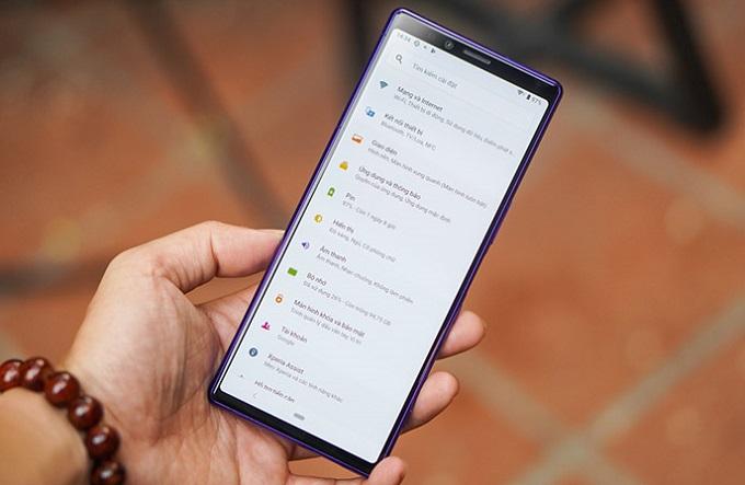 Sony Xperia 1 đánh giá
