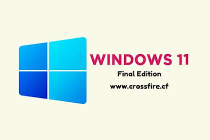 Windows 11 x64 (Final 22000.194 Build) - No TPM