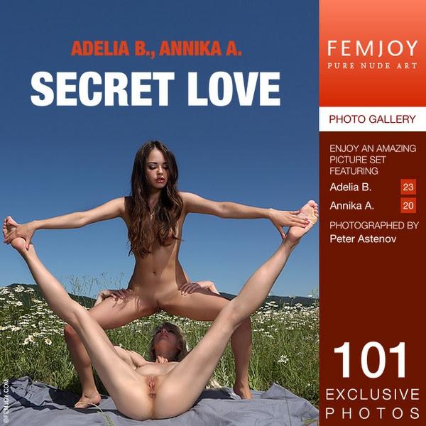 [FemJoy] Adelia B, Annika A - Secret Love femjoy 05030