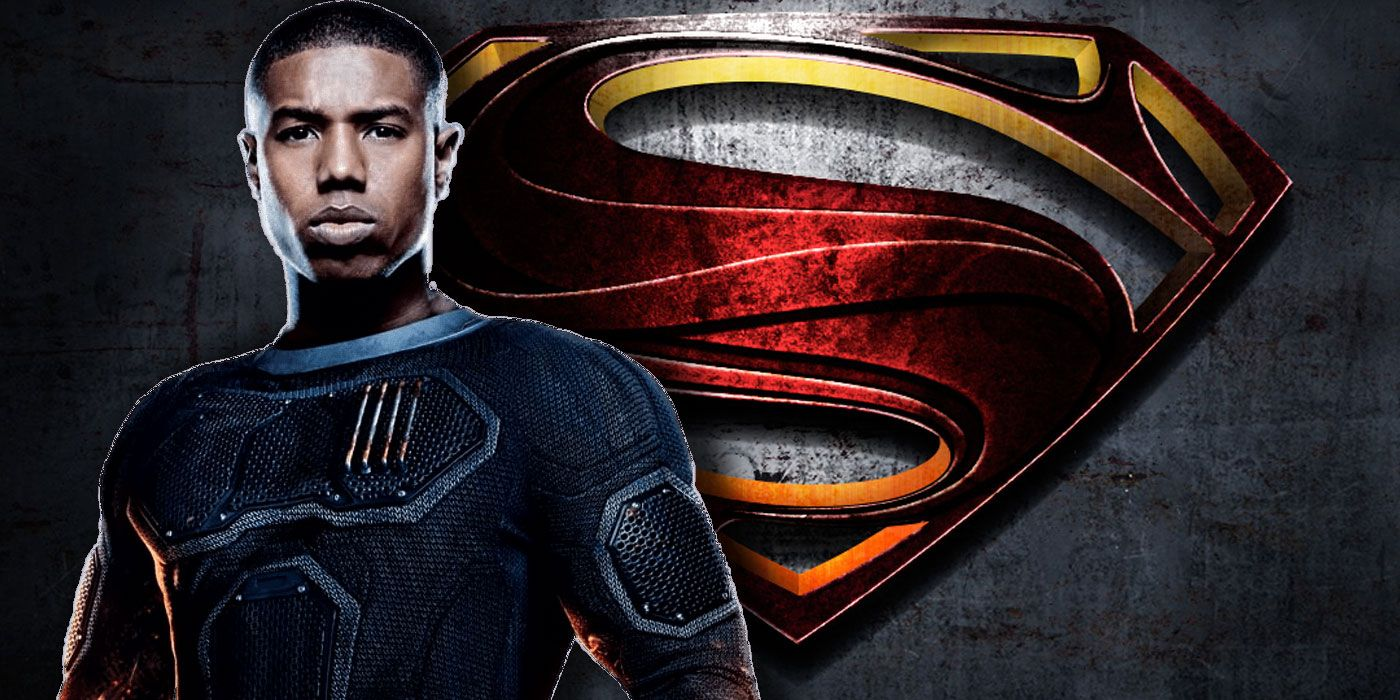 Em entrevista ao MTV News, Michael B. Jordan comentou os rumores recentes sobre ser o novo Superman