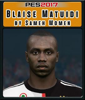 PES 2017 Faces Blaise Matuidi by Sameh Momen
