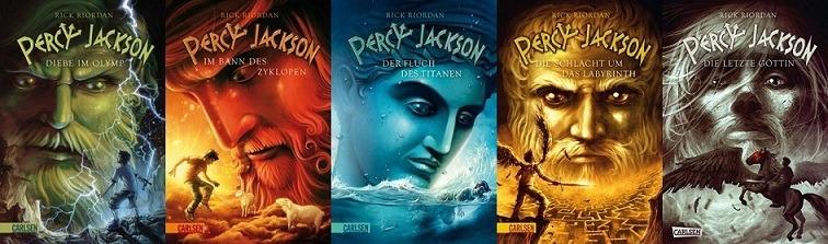 Percy Jackson Reihenfolge