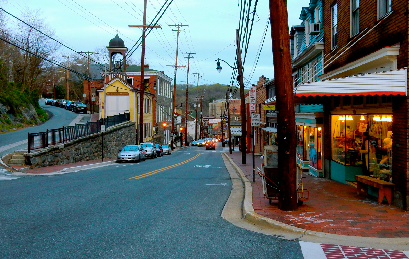 Downtown Ellicott City Food