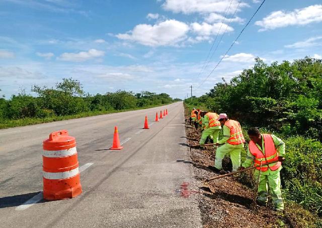 Inician obras de conservación periódica con recursos del Fondo Nacional de Infraestructura