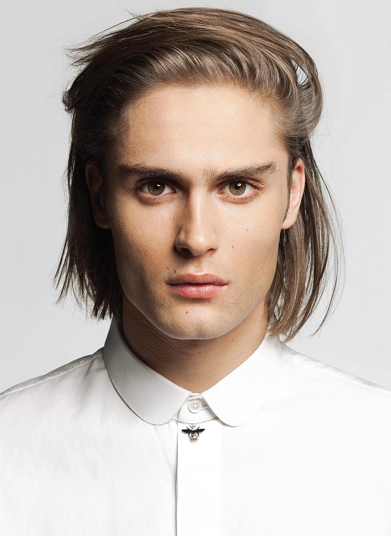 MOST BEAUTIFUL MEN: JA...