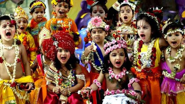 JANMASHTAMI | JANMASHTAMI CELEBRATION 2021 | HINDU FESTIVAL