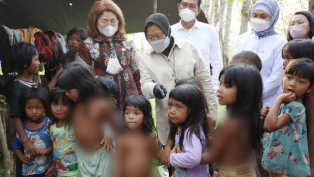 Janji Risma Beri Bansos Ditagih Suku Anak Dalam, PKS: Jangan Patahkan Hati Mereka