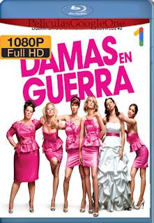 Damas en guerra (2011) [1080p BRrip] [Latino-Inglés] [LaPipiotaHD]