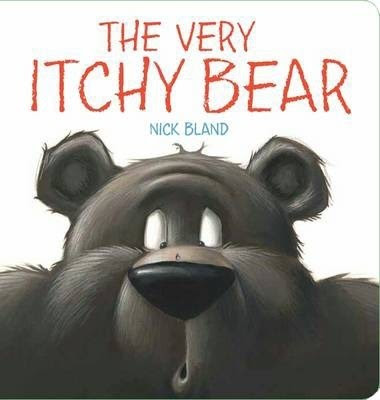 The very itchy bear by Nick Bland book cover
