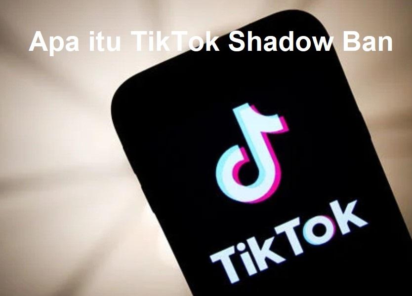 Apa itu TikTok Shadow Ban