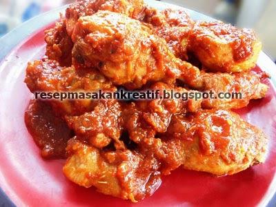 Cara memasak ayam yang terkenal dengan cita rasa kuliner yang lezat berikutnya ialah ayam RESEP AYAM BUMBU BALI TANPA SANTAN