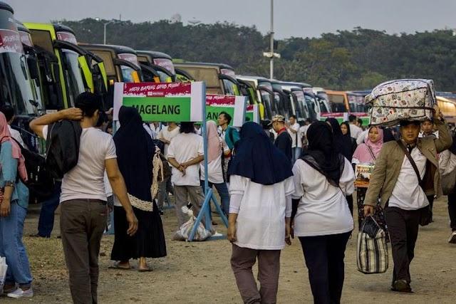 Pos Penyekatan Larangan Mudik Kabupaten Malang Berlaku 6 Mei