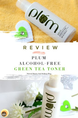 Plum+Green+Tea+Alcohol+Free+Toner+Review+For+Oily+Combi+Acne+prone+Skin