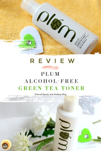 Plum+Green+Tea+Alcohol+Free+Toner+Review+For+Oily+Combi+Acne+prone+Skin