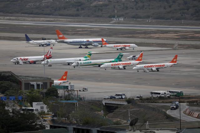 LATINOAMÉRICA: Paso aéreo no se verá afectado tras el bloqueo impuesto por el gobierno de Estados Unidos a Venezuela.