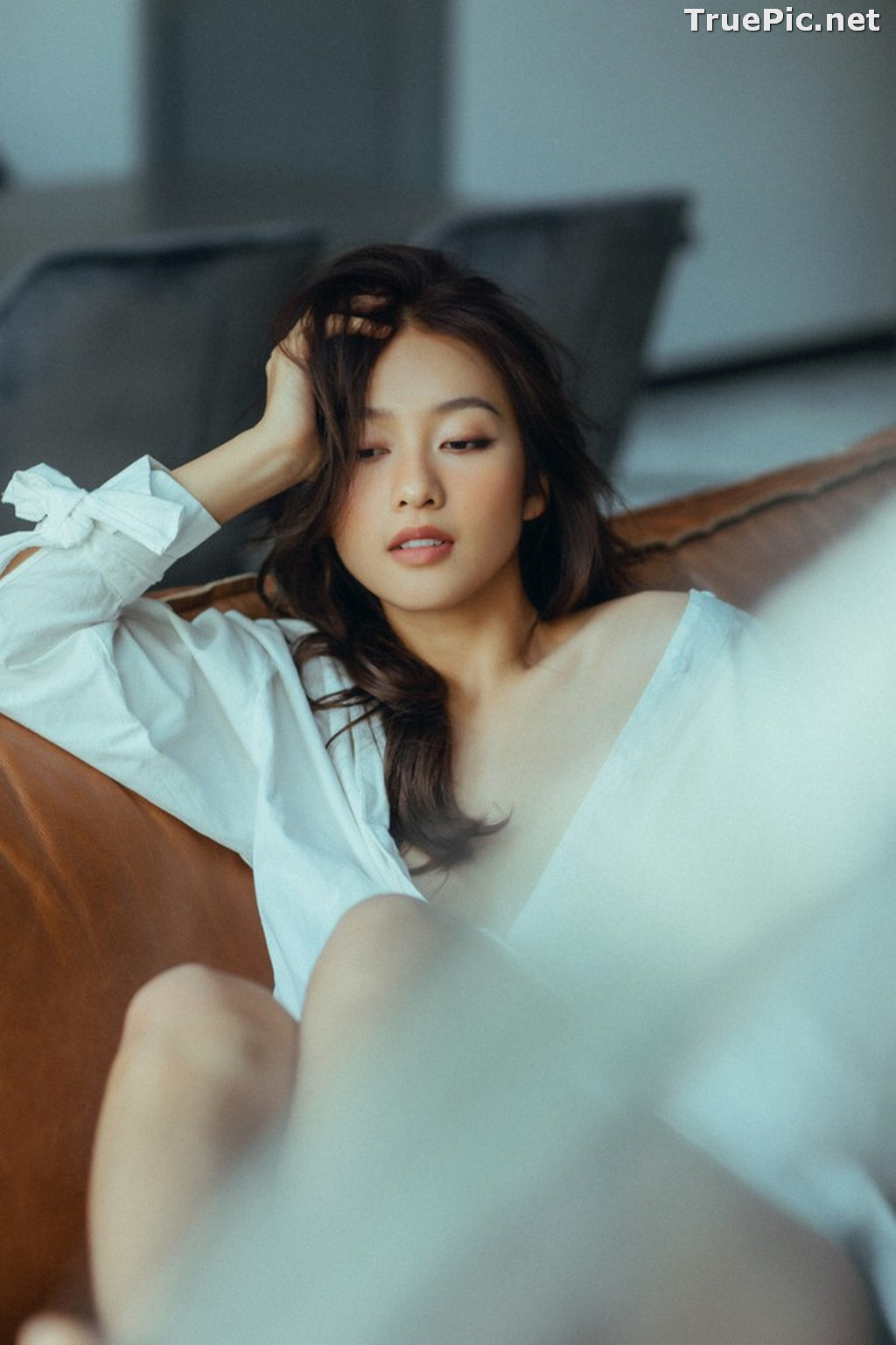 Image Vietnamese Hot Girl - Kha Ngan - Gentle Young Charming - TruePic.net - Picture-5