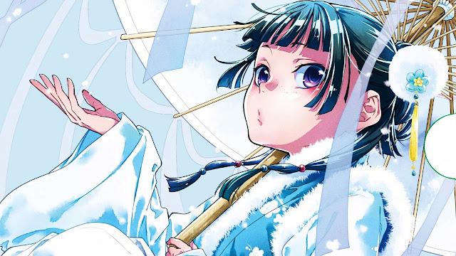 Novelas ligeras Kusuriya no Hitorigoto han vendido más de 11.5 millones de copias