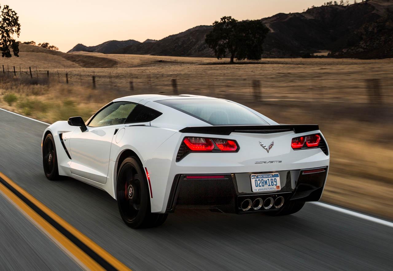 صور سيارة شيفروليه كورفيت 2018 _ 2018 Chevrolet Corvette - الفـــرعون المصــــري