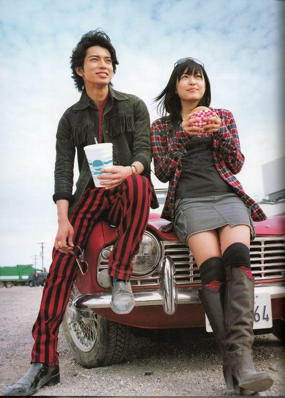 Ten Movies in Ten Days, hana yori dango jun matsumoto mao inoue