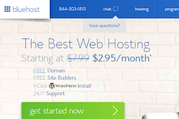 BlueHost Hosting is the Best in My Opinion