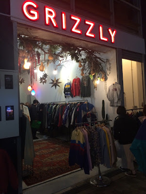 GRIZZLYアメ村二号店