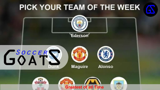 Premier League team of the week: Chelsea, Arsenal and Manchester United trio listed among the team of the week