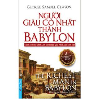 Người Giàu Có Nhất Thành Babylon (Tái Bản 2020) ebook PDF EPUB AWZ3 PRC MOBI
