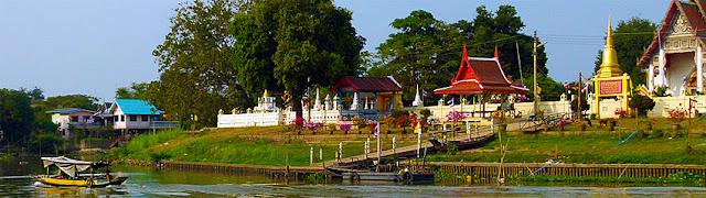 ayutthaya river cruise