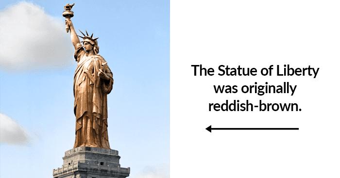 Oringal Statue Liberty