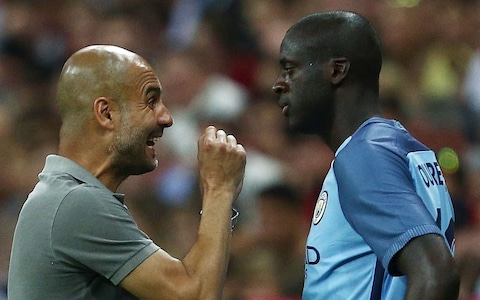 EPL: Guardiola does not like African players – Yaya Toure   (video)