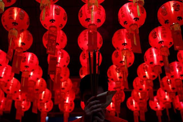 Lunar Year Celebrations in Indonesia