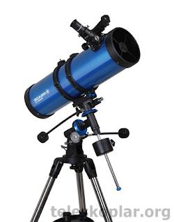 Meade polaris 130 eq teleskop incelemesi