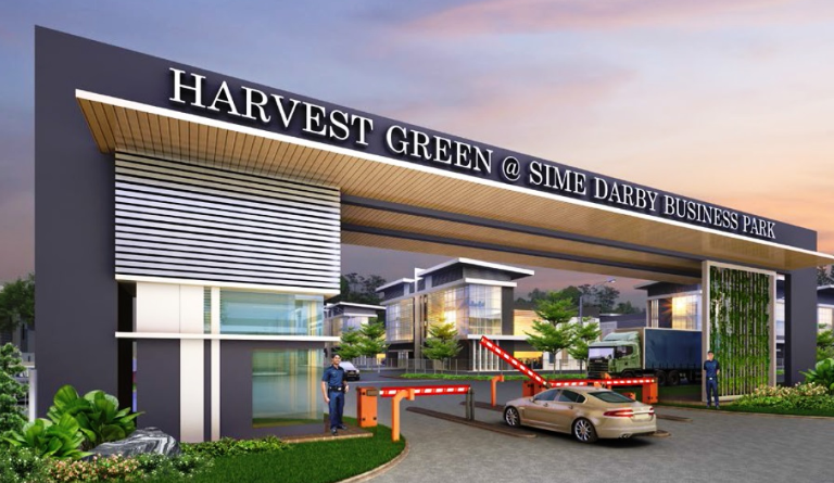 Harvest Green @ Sime Darby Business Park