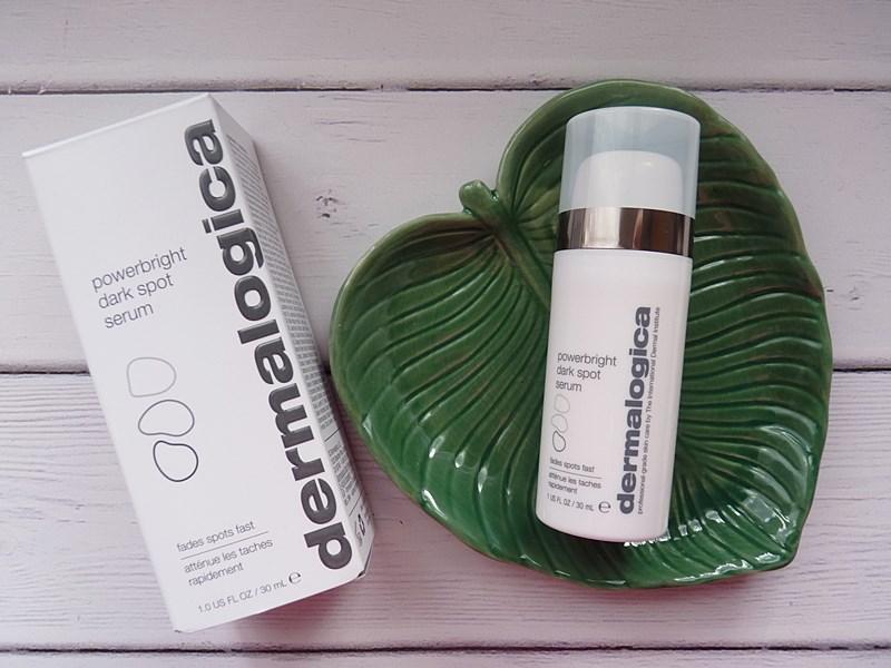 Dermalogica PowerBright Dark Spot Serum,  Innowacyjne serum likwidujące przebarwienia skóry z Topestetic