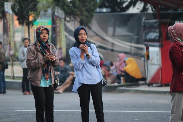 Jadi Baru Kebumen 2018 Tour To Bandung, Best Momen- dolan meng kawah putih bandung