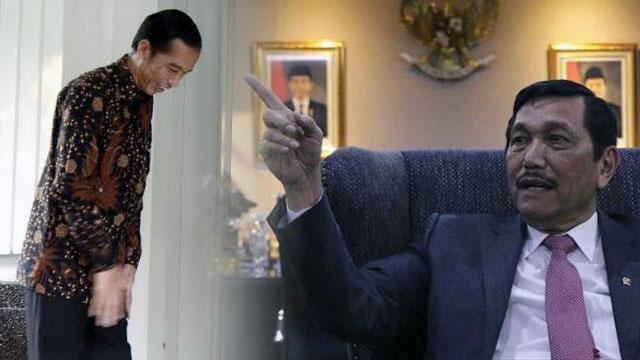 Luhut kepada Jokowi: Stop Impor Garam, Itu Bikin Kacau