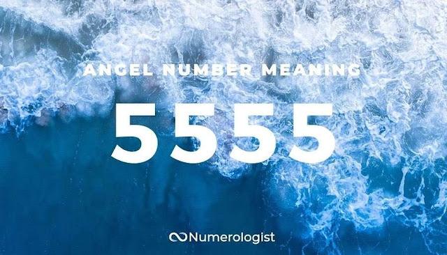 Ý nghĩa thực sự đằng sau các số Thiên thần 5, 55, 555 và 5555