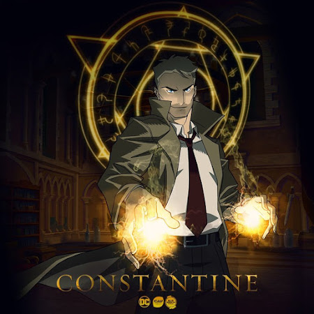 Poster Of Hollywood Film Watch Online Constantine: City of Demons 2018 Full Movie Download Free Watch Online 300MB