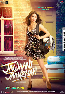 Jawaani Jaaneman First Look Poster 3