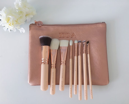 Purchase or Pass? Rose Gold Zoeva Brushes