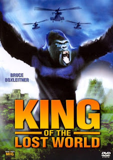 Download King of the Lost World (2005) Dual Audio Hindi HDRip 1080p | 720p | 480p | 300Mb | 700Mb | ESUB | {Hindi+English}