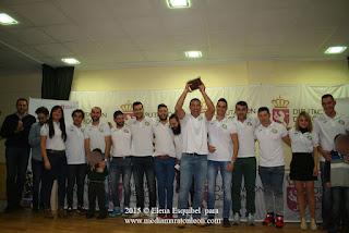 Entrega Premios Copa Diputacion Carreras