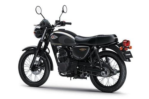 Spesifikasi dan Harga, Motor Kawasaki W175 Terbaru Desember 2018,