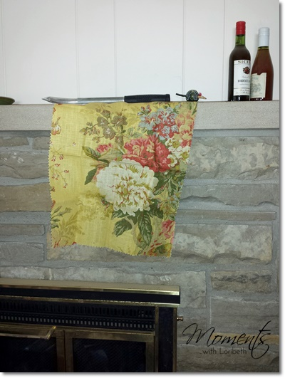 Family Room Fabric